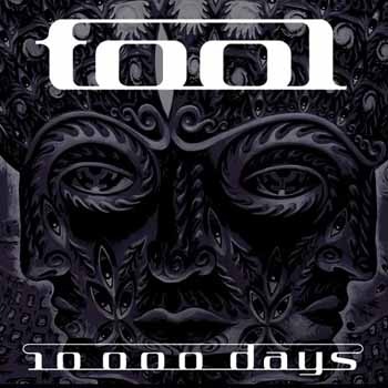 Album cover for '10,000 Days' by Tool