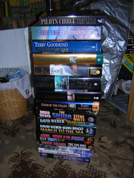 Bonus Books!