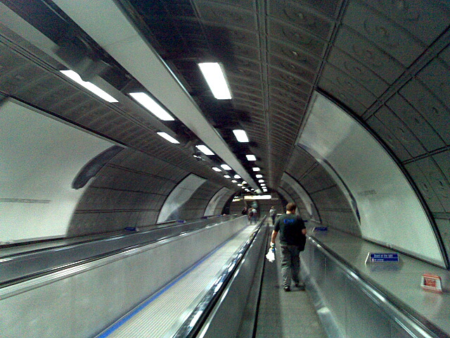 The very sf-nal Jubilee tube line...