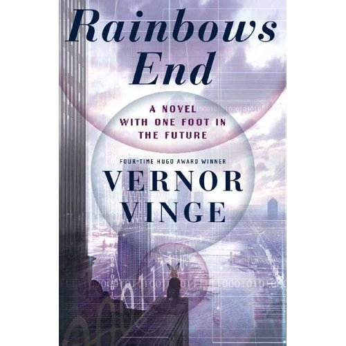 'Rainbows End' by Vernor Vinge