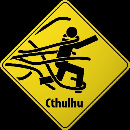 Danger! Cthulhu!