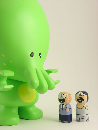 My Little Cthulhu by Dreamland Toyworks