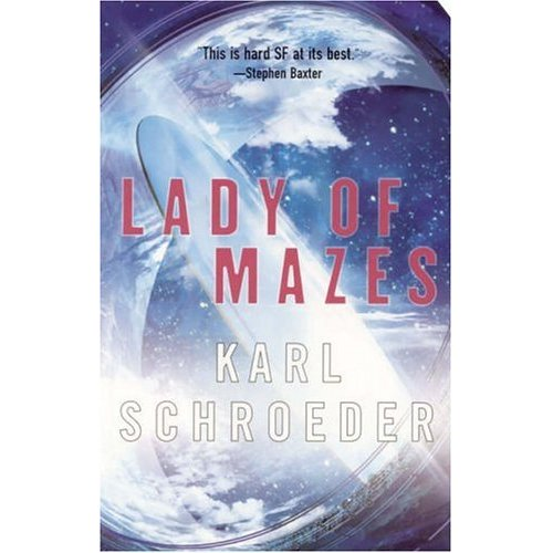 Schroeder's 'Lady of Mazes'