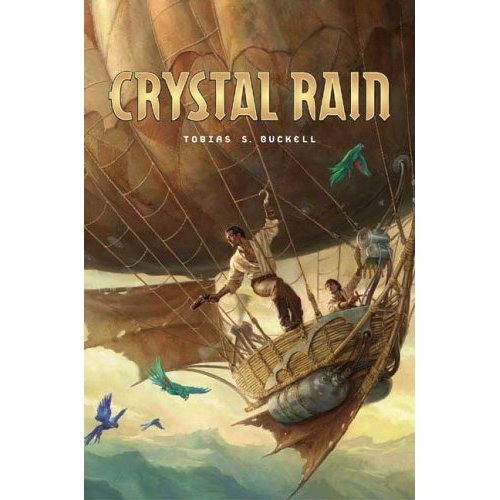 Tobias Buckell's 'Crystal Rain'