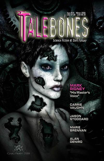 Talebones Magazine #34