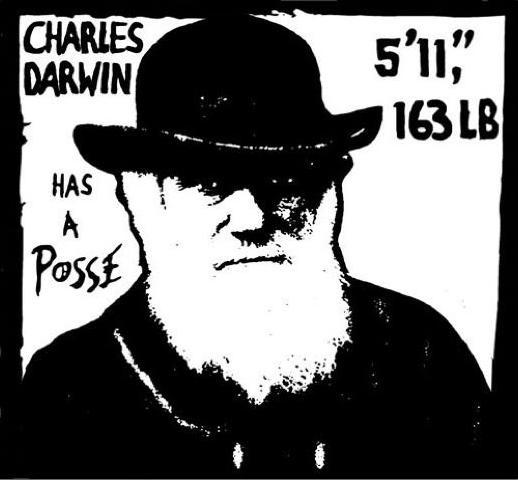 Happy Birthday, Charles Darwin