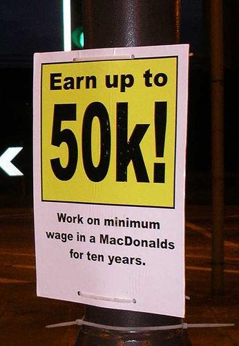 Want a 50k salary?