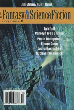 Magazine of Fantasy & Science Fiction September 2008