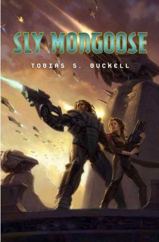 Tobias Buckell - Sly Mongoose