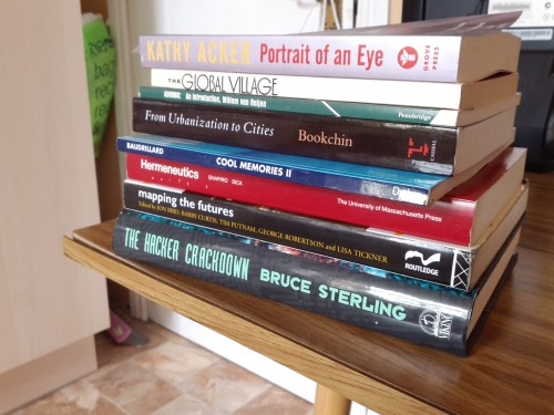 Books from Charing Cross Road