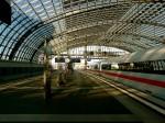 Random image: Hauptbahnhof railway terminal, Berlin