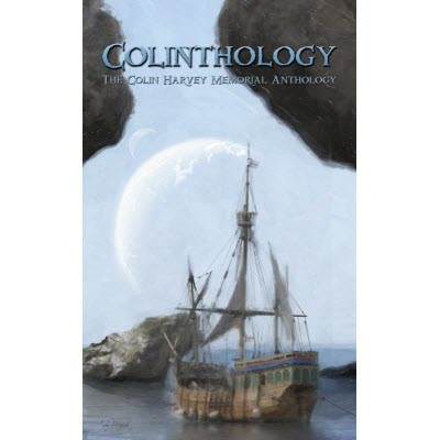 Colinthology cover art (by Andy Bigwood)