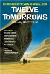 Random image: Cover art for Twelve Tomorrows-2014