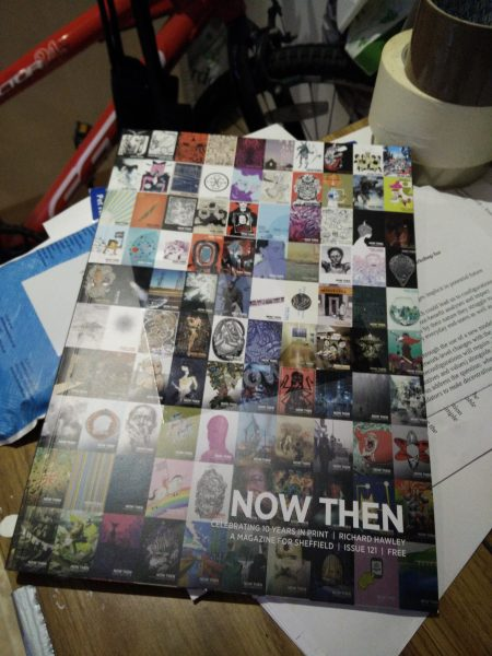 Now Then Magazine - Tenth Anniversary edition