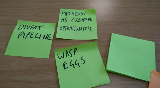 Snapshots from a workshop
